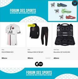 GO Sport coupon ( 5 jours de plus)