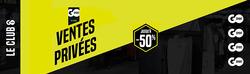GO Sport coupon à Marseille ( Publié hier )