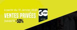 GO Sport coupon à Toulouse ( Expire ce jour )