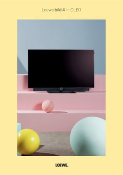 Promos de Loewe TV dans le prospectus à Loewe TV ( 3 jours de plus)