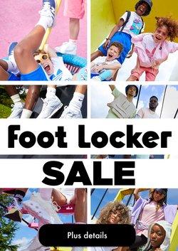 Promos de Foot Locker dans le prospectus à Foot Locker ( Publié hier)
