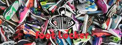 Promos de Foot Locker dans le prospectus à Paris