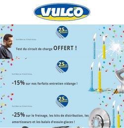 Vulco coupon ( Expiré )