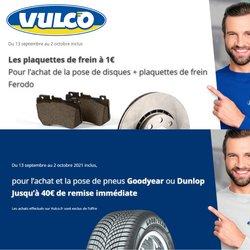 Promos de Vulco dans le prospectus à Vulco ( Publié hier)