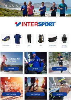 Promos de Intersport dans le prospectus à Paris