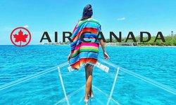 Promos de Voyages dans le prospectus à Air Canada ( 7 jours de plus)