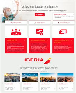 Iberia coupon ( Expire ce jour )