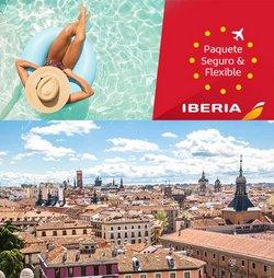 Promos de Voyages dans le prospectus à Iberia ( 5 jours de plus)