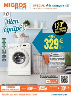 Migros France coupon ( Expire demain )