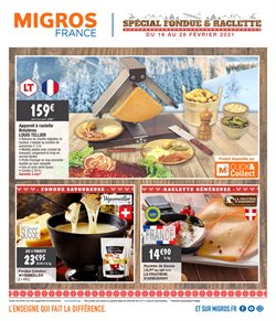 Migros France coupon ( Expire ce jour )
