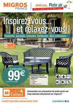 Migros France coupon ( 11 jours de plus )