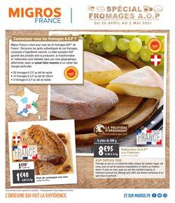 Migros France coupon ( Publié hier )