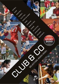 Promos de Sport dans le prospectus à Sport 2000 ( 7 jours de plus)