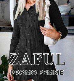 Promos de Zaful dans le prospectus à Zaful ( 6 jours de plus)