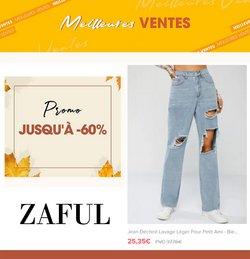 Promos de Zaful dans le prospectus à Zaful ( 9 jours de plus)