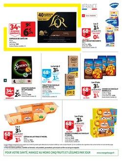Senseo à Auchan Supermarché