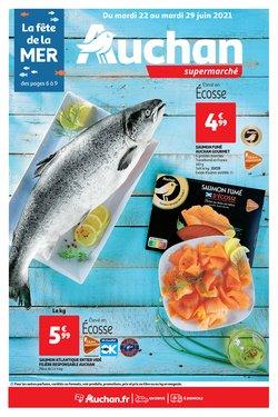 Auchan Supermarché coupon ( 6 jours de plus)