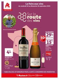 Promos de Auchan Supermarché dans le prospectus à Auchan Supermarché ( Expire demain)