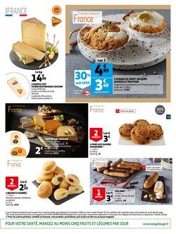 Promos de Laguiole dans le prospectus à Auchan Supermarché ( 2 jours de plus)