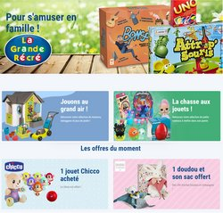 La Grande Récré coupon ( Expire demain )