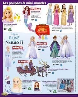 Promos de Disney dans le prospectus à La Grande Récré ( 7 jours de plus)