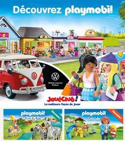 Promos de Jouets et Bébé dans le prospectus de JouéClub à Paris ( Expire ce jour )