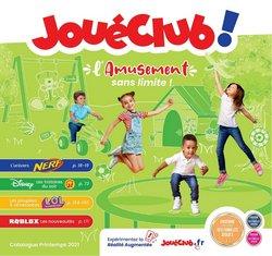Promos de Jouets et Bébé dans le prospectus à JouéClub ( Plus d'un mois)