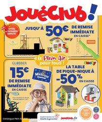 JouéClub coupon ( 7 jours de plus)