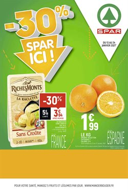 Spar coupon ( Expiré )