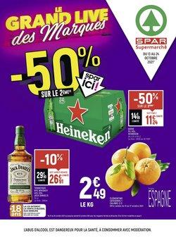 Spar coupon ( Expire demain)
