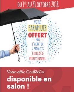 Promos de Services dans le prospectus de Coiff & Co à Montigny-le-Bretonneux