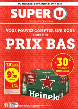 Super U coupon ( Il y a 2 jours )