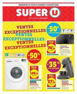 Philips à Super U