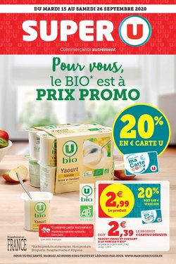 Super U coupon ( 8 jours de plus)