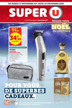 Super U coupon ( 24 jours de plus )