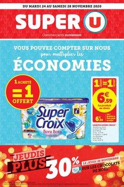 Super U coupon ( 3 jours de plus )