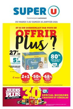 Super U coupon à Marseille ( Expiré )