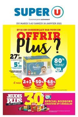 Super U coupon à Toulouse ( Expiré )