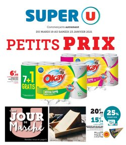 Super U coupon à Lyon ( Expiré )