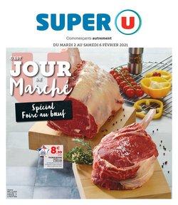 Super U coupon ( Expiré )