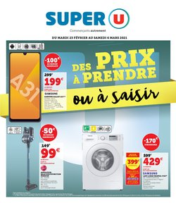 Super U coupon ( Il y a 3 jours )