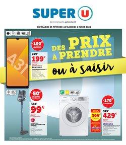 Super U coupon ( 5 jours de plus )