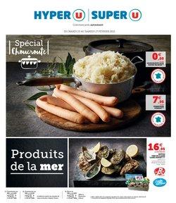 Super U coupon ( 2 jours de plus )