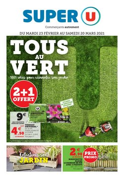 Super U coupon ( 19 jours de plus )