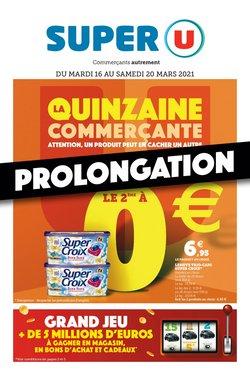 Super U coupon à Marseille ( Expiré )