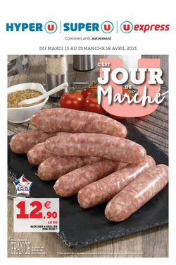 Super U coupon ( 3 jours de plus )