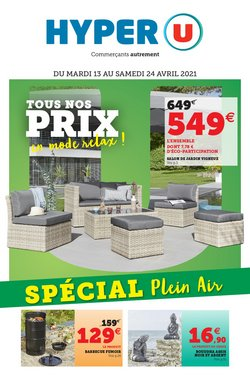 Super U coupon ( 4 jours de plus )