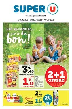 Super U coupon ( Nouveau)