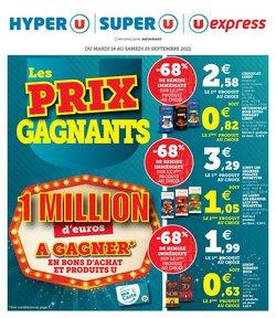 Super U coupon ( Expire ce jour)