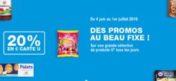 Promos de Super U dans le prospectus à Saint-Étienne-de-Montluc